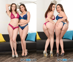 Dana DeArmond Meets Chanel Preston - Spizoo