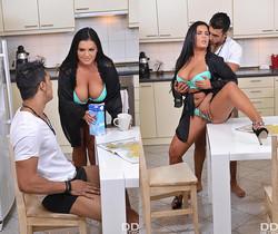 Jasmine Black - Breasty Breakfast