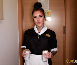 Yemaya Gonzalez - Hotel infidelity - CumLouder