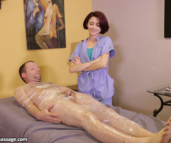 Lola Fae: Wrapped and Bound - Mean Massage