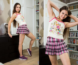 Mara Gri - Lace Panties - Nubiles