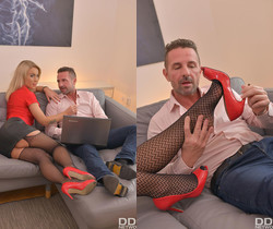 Licky Lex - Exclusive Footjob Delight