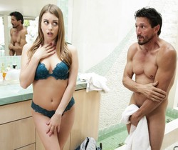 Jill Kassidy - The Shocked Father - Fantasy Massage