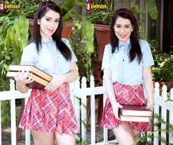 Joseline Kelly - Bodacious Schoolgirl - 18eighteen