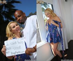 Aaliyah Love - Blacks On Blondes