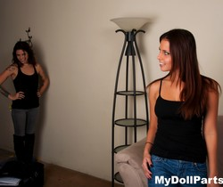 Moving day with Kayla Jane Danger and Cali Logan