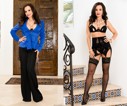 MILF Lisa Ann + BBC = Interracial XTC - Evil Angel