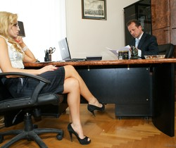 Aleska Diamond - Office Sluts #02 - Mile High Media