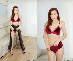 Sabina Rouge - Little Vixen - Nubiles