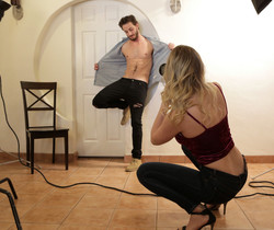 Giselle Palmer - Behind The Scenes - S27:E27 - Nubile Films