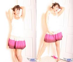 Lousia Lanewood - Semi Sheer Panties - SpunkyAngels