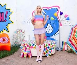 Chloe Cherry - Gaping Chloe's Anal & A2M Debauchery