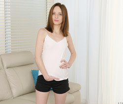 Lily Moon - Tiny Teen Big Toy - Nubiles