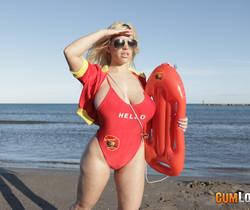 Blondie Fesser - The bay of lust - CumLouder