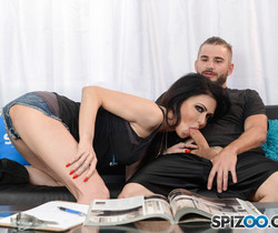 Spizoo Matching TShirts 4k - Jessica Jaymes
