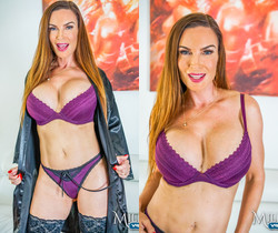 MilfVR - Dirty Little Secret - Diamond Foxxx