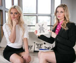 Charlotte Stokely, Elsa Jean - Lady Boss: Lesbian Interview