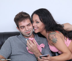 Holly Hendrix: Step Sis Busted - Teen Tugs
