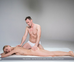 Orgasmic Massage - Jane F. & Martin S. - Joymii