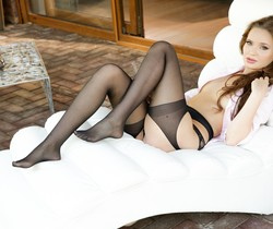 Shelley Bliss - A Thing For Stockings - 21Sextury