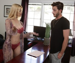 Sarah Vandella - What If We Get Caught?! - Fantasy Massage