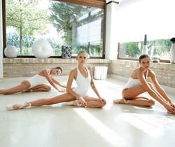 Tina Kay, Tiffany Tatum, Lexi Layo - Ballerina Beauties