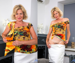 Diana Gold - Mature Beauty - Anilos