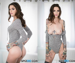 Rocky Emerson Is A Top Model POV - Spizoo
