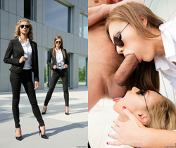 Tina Kay, Veronica Leal - Agents On Anal Mission - 21Sextury