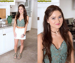 Zoe Bloom - Needs To Be Taken - Naughty Mag