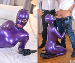 Latex Lucy - Latex Spanking Therapy, Part 2
