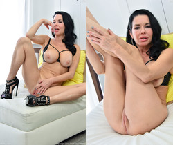 Veronica - Anal Toys And Gaping - FTV Milfs