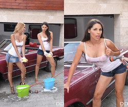 Zafira, Peneloppe Ferre - Girls Gone Wet & Wild