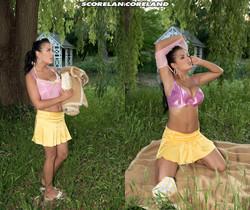 Jasmine Black - Jasmine's Ass Picnic - ScoreLand