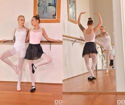 Mia Ferrari, Arteya - Foot Fetish Ballerinas