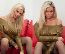 Kate Banks - Red And Gold! - More Than Nylons