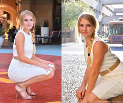 Angelina - Classy Fashion Shoot - FTV Girls