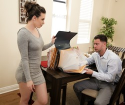 Casey Calvert - Rubbin' Cousin - Fantasy Massage