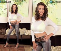 Estelle Taylor - Super-slim & Busty - ScoreLand