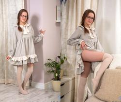 Adelaida - Blushing Teen Beauty - Nubiles
