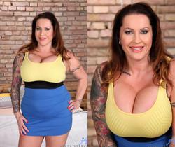 Laura Orsolya - Big Tits - Anilos