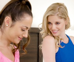 Charlotte Stokely, Lily Adams - A Bet Between Friends