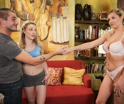 Kate Kennedy, Sophia Lux - Her Bi-Curious Secret