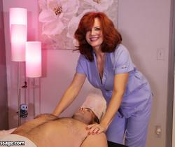 Milf Andi James Ruined orgasm - Mean Massage
