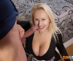 Angel Wicky - Busty and Blonde: the perfect help