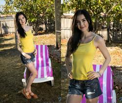Megan Winters - Summer Love - Nubiles