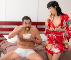 Marica Hase, Donnie Rock - Pho King Asians #04