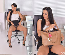 Andreina De Luxe - Back Office Back Door Penetration