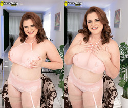 A busty MILF named Kaiserin Dee - 40 Something Mag