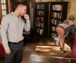 India Summer - School Teacher's Secret - Fantasy Massage